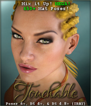 Touchable Hr-175 by -Wolfie-