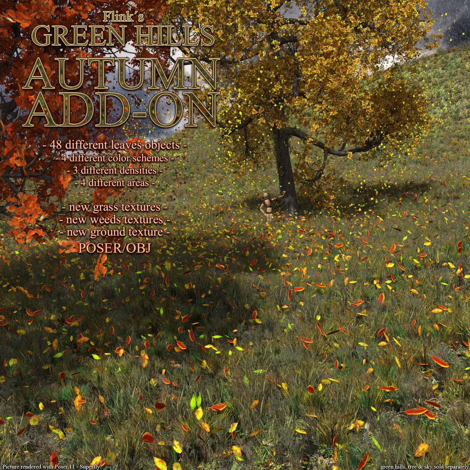 Flinks Green Hills - Autumn Add-on