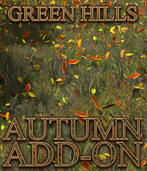 Flinks Green Hills - Autumn Add-on 3D Models Flink