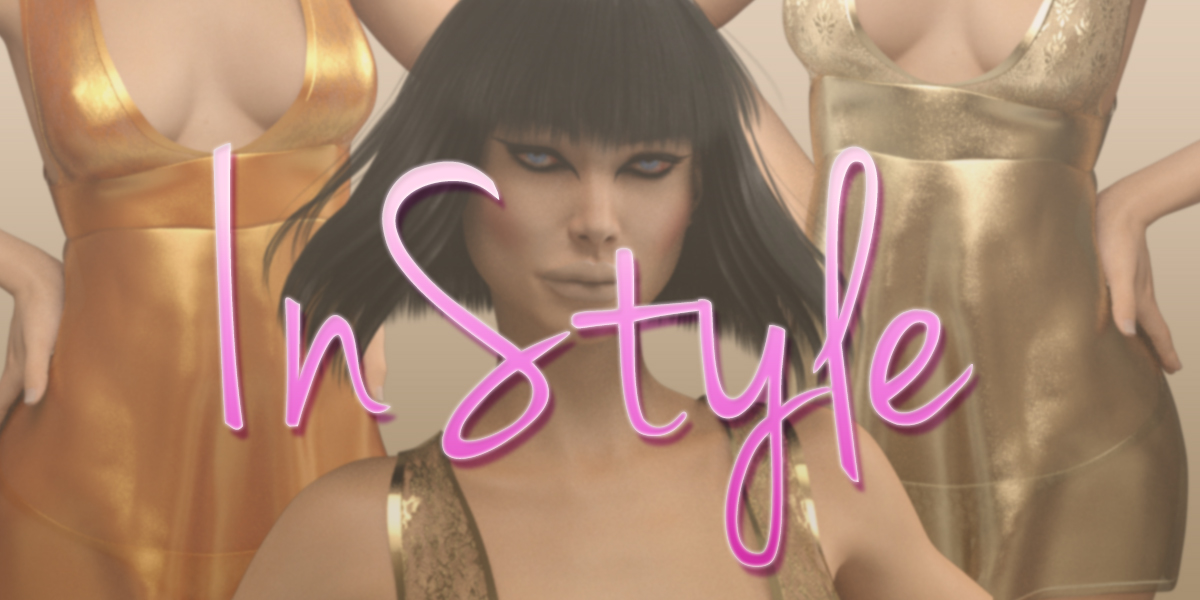 InStyle - Fashion Babydoll for Genesis 3 Females