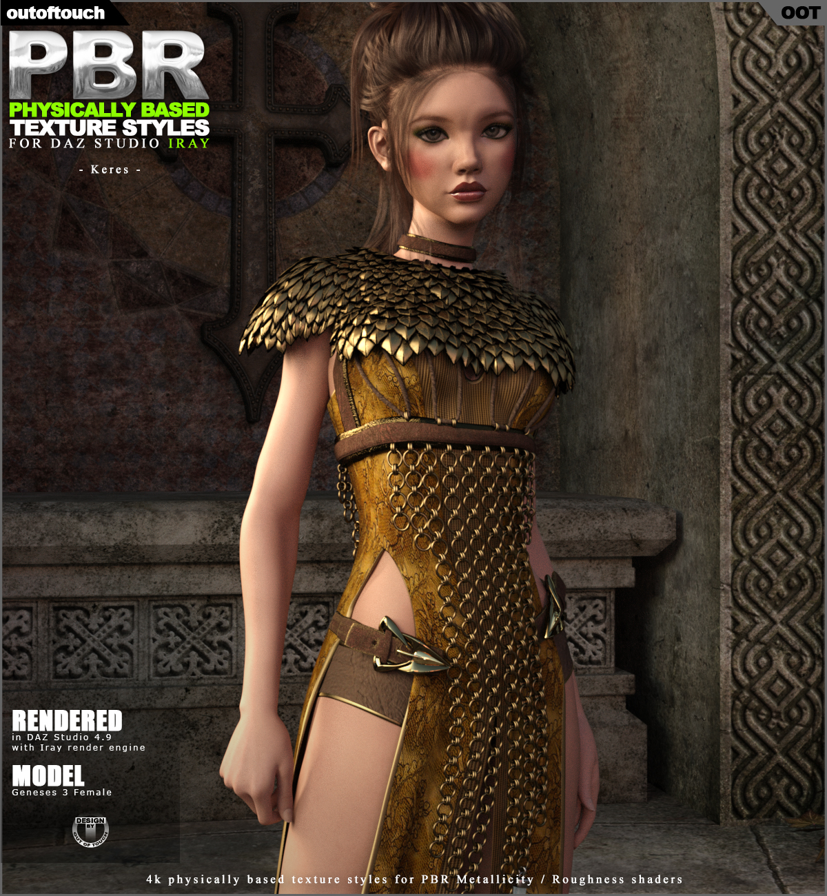 OOT PBR Texture Styles for Keres