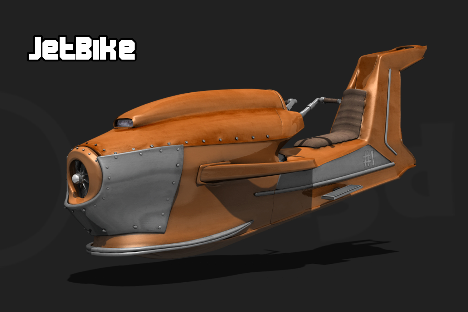 Jetbike - Extended License by adh3d