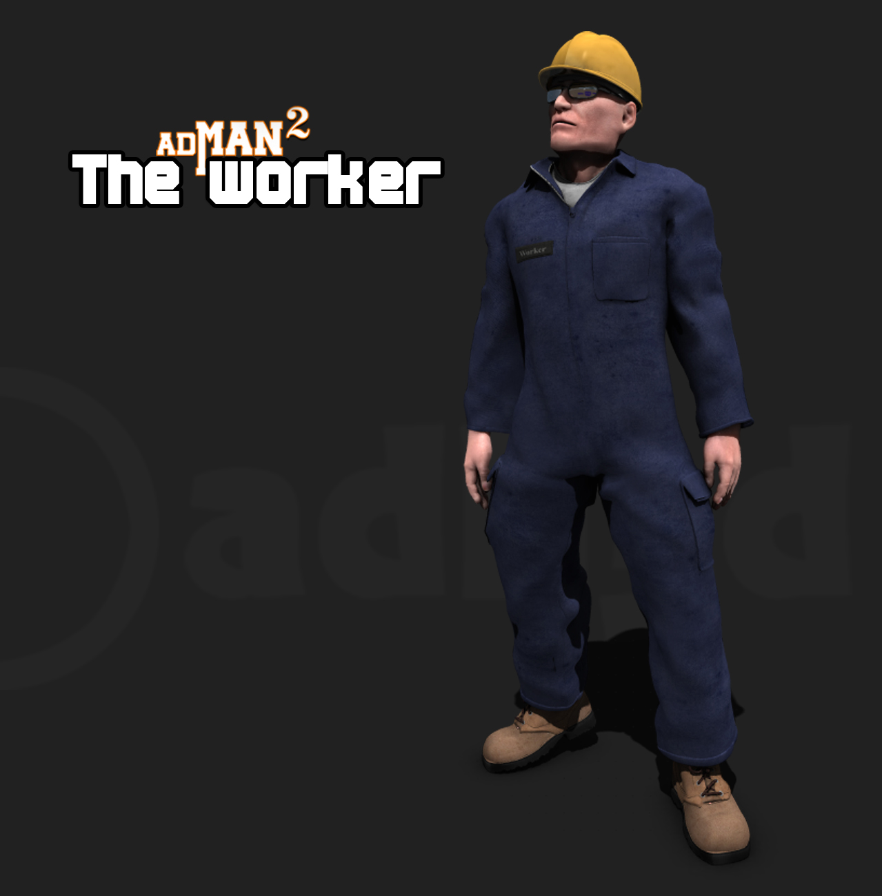 The worker for adman v2 - Extended License