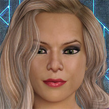 Exnem Ivanna Character for G3 Female image 1