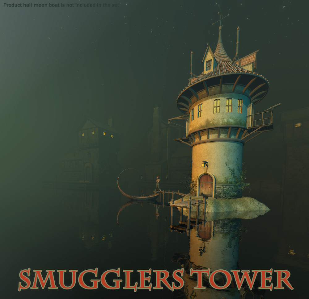 Smugglers Tower by 1971s