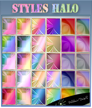 Styles Halo 2D Graphics Merchant Resources Perledesoie