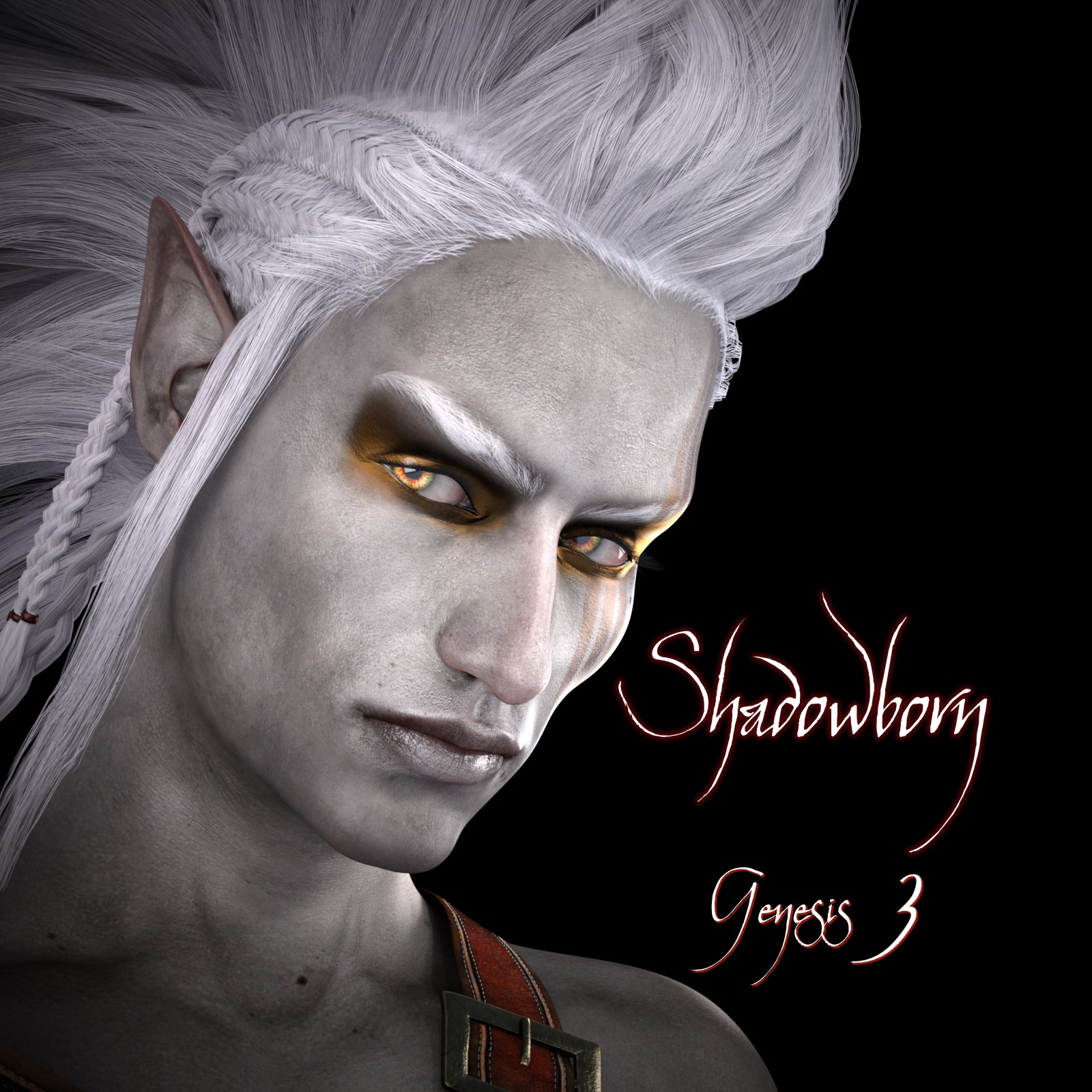 Shadowborn for Genesis 3 Male