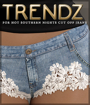 Trendz for Hot Southern Nights Cut Offs 3D Figure Assets Sveva