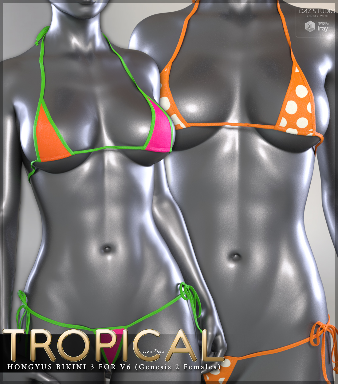 Tropical for Bikini 3 V6
