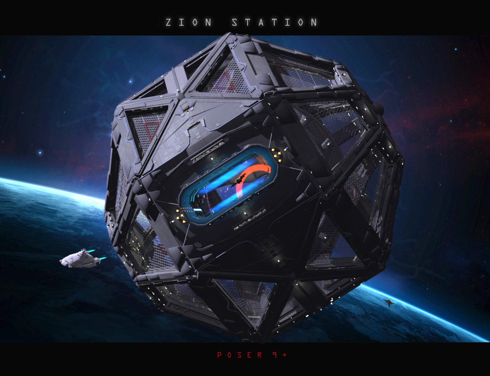 ZionStation - Extended License