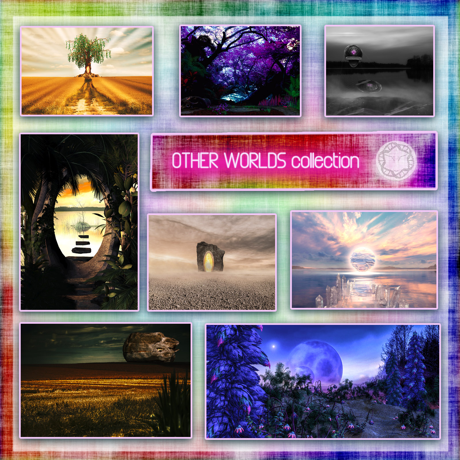 Other Worlds Collection by HWW0