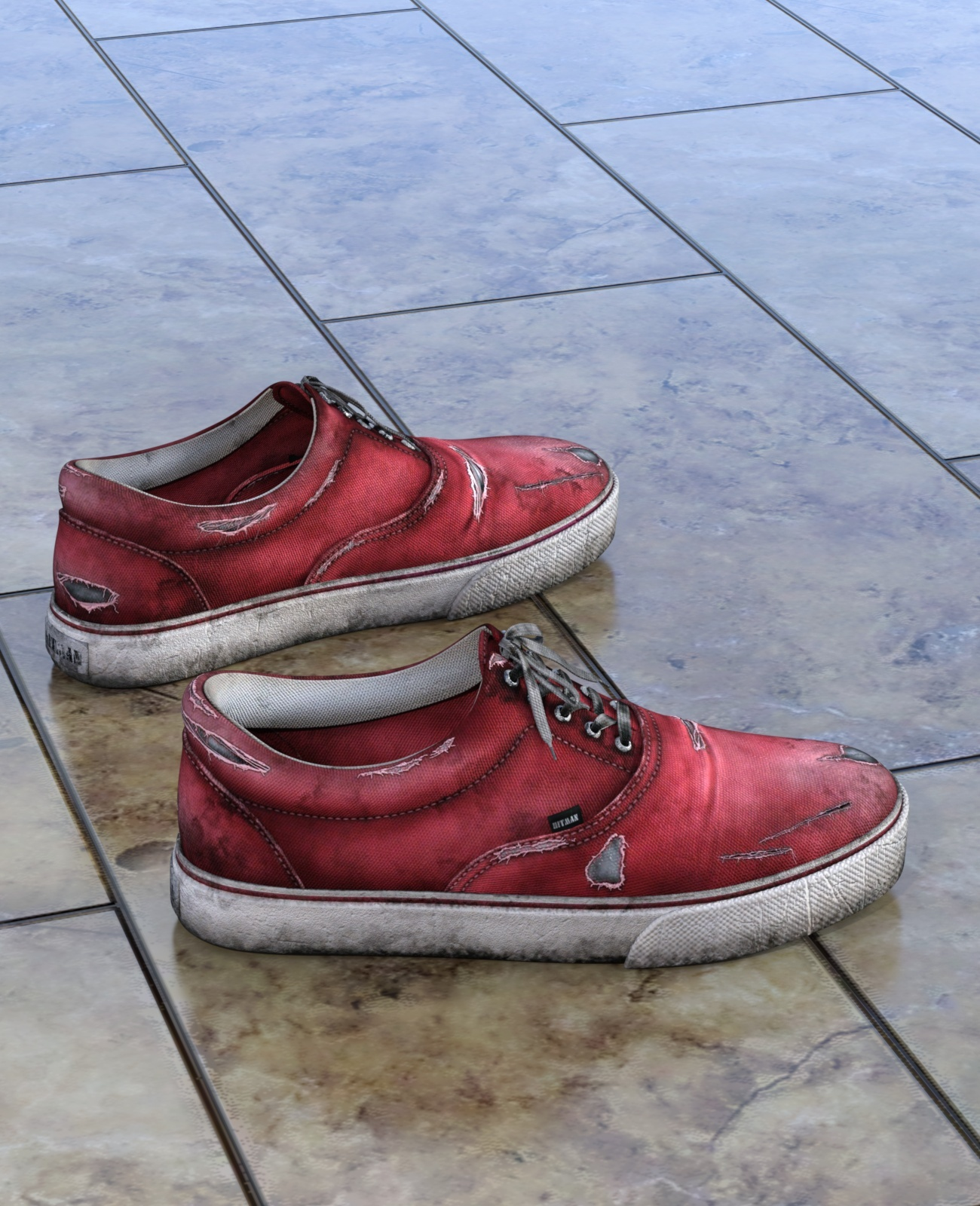 Canvas Shoes For G3F