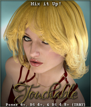 Touchable Survivor by -Wolfie-