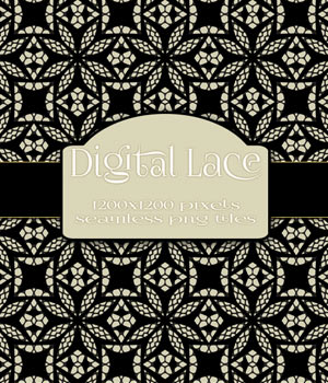 Digital Lace 2D Graphics Merchant Resources antje