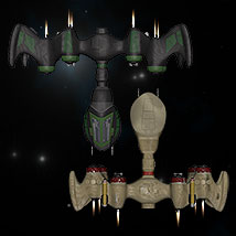 Sci Fi Craft Dragon Wing image 5