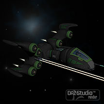 Sci Fi Craft Dragon Wing image 7