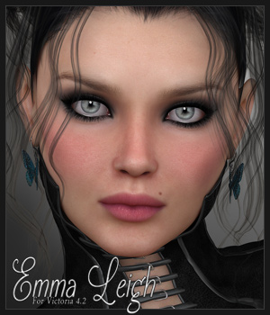 SV7 Emma Leigh 3D Figure Essentials Seven