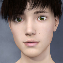 Tyler for Genesis 3 Male image 12
