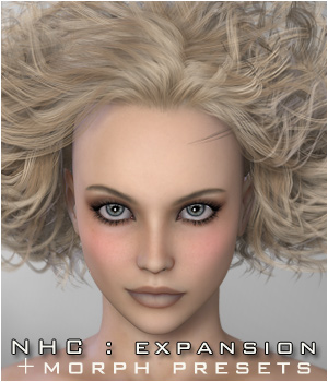 NHC Expansion : SAV Mitchel - SE 3D Figure Assets P3D-Art