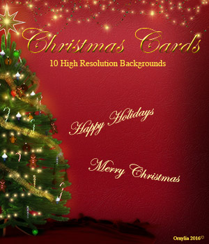 Christmas cards 2D Graphics ornylia