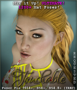 Touchable Sporty Ponytail by -Wolfie-
