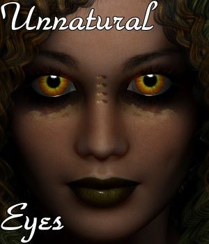 Unnatural Eyes A merchant resource 2D Graphics Merchant Resources chrislenn