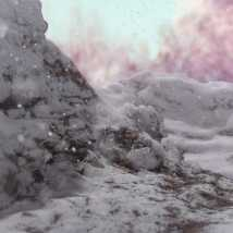 3D Scenery: Snowscape - Extended License image 1