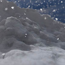 3D Scenery: Snowscape - Extended License image 5