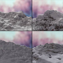 3D Scenery: Snowscape - Extended License image 6