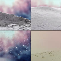3D Scenery: Snowscape - Extended License image 7