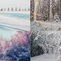 3D Scenery: Snowscape - Extended License image 8