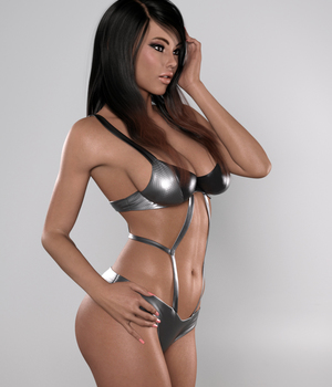 DT- Mia for Genesis 3 Females 3D Figure Essentials DigitalTouch