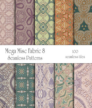 MR- Mega Misc Fabric 8 2D Merchant Resources antje
