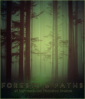 FS Forests & Paths 2D Graphics FrozenStar