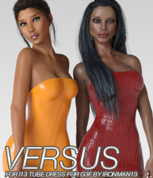 VERSUS - i13 TUBE DRESS for the Genesis 3 Female(s)
