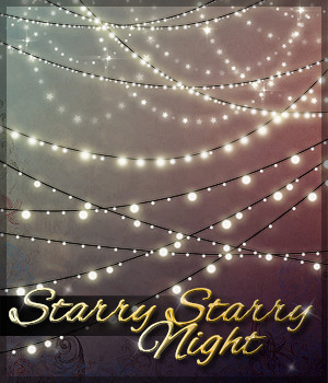 Starry Starry Night 2D Graphics Sveva