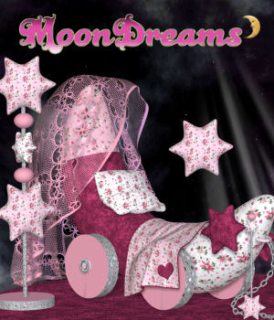 DA-MoonDreams 3D Figure Essentials DarkAngelGrafics