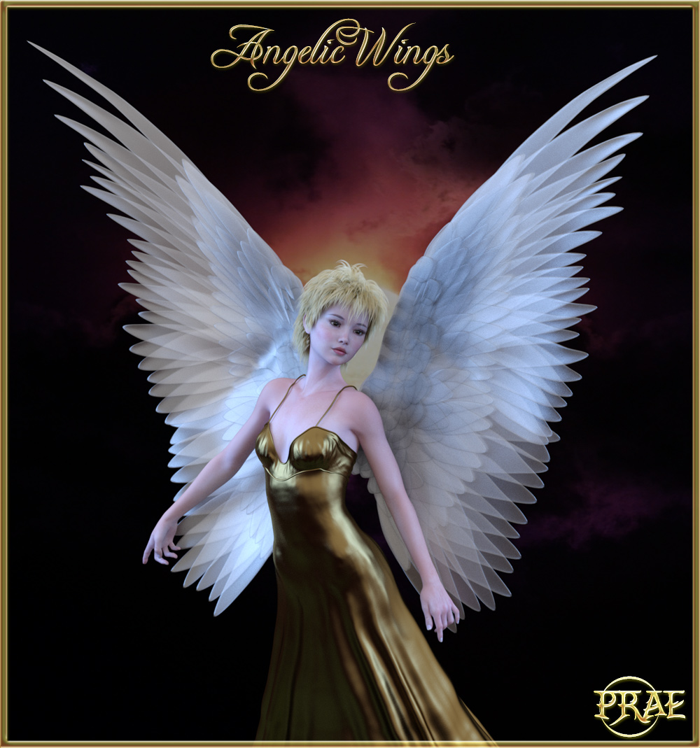 Prae-Angelic Wings for G3