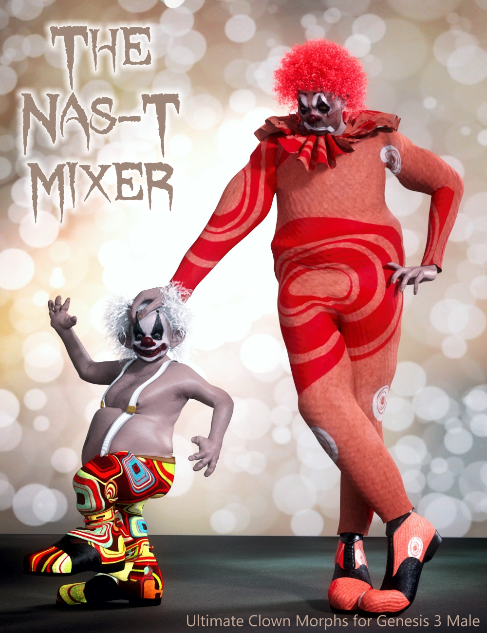 The Nas-T Mixer by brahann