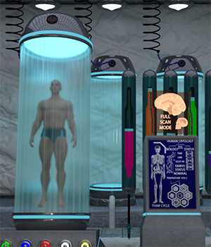 Limirate Cryo Lab 3D Models OrphanedSoul
