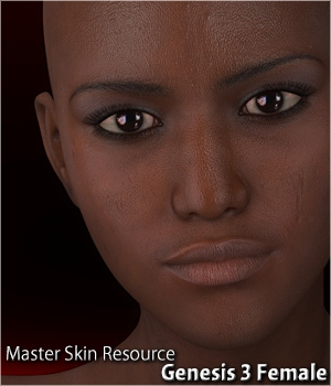 Master Skin Resource 14 - Genesis 3 Female + Genesis 8 Female 2D Graphics Merchant Resources 3Dream