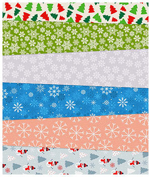 Winter Fabric Prints 2D Graphics Merchant Resources Medeina