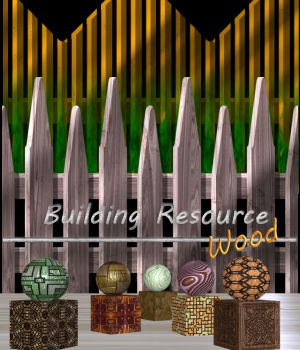 DA-Building VR - Wood 2D Graphics Merchant Resources DarkAngelGrafics