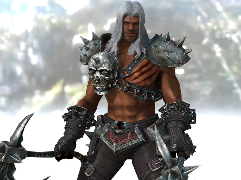Barbarian 2 - Extended License