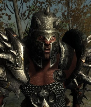Barbarian Destroyer - Extended License 3D Figure Assets Extended Licenses 3D Game Models : OBJ : FBX KRBY
