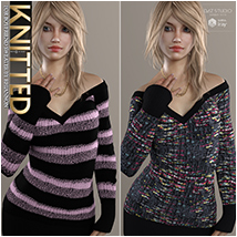 Knitted for Boyfriend Sweater image 1
