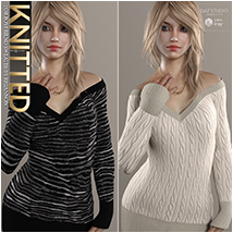 Knitted for Boyfriend Sweater image 7