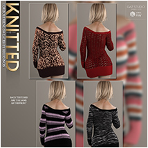 Knitted for Boyfriend Sweater image 9