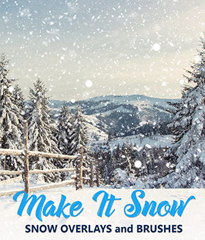 Make It Snow 2D Graphics Merchant Resources Atenais