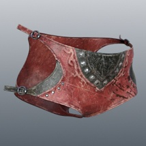 Strap Outfit for G3F image 9